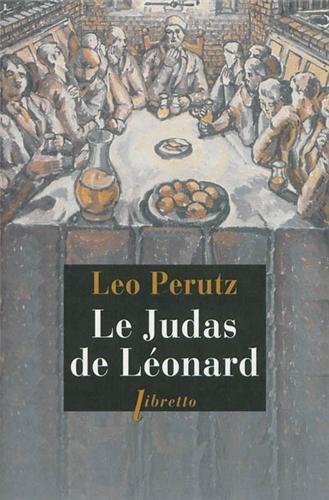JUDAS DE LEONARD -LE-: PERUTZ LEO