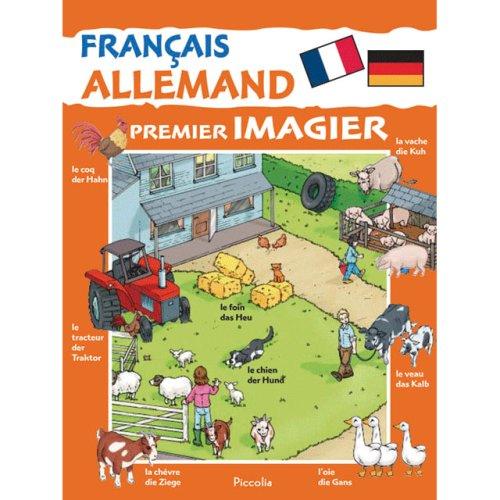 9782753002425: Premier imagier fran�ais-allemand