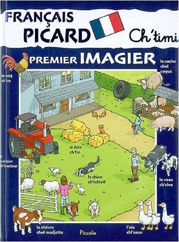 9782753002524: Premier imagier Français-Picard Ch'timi
