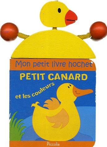 9782753003187: mon petit livre hochet/petit caneton