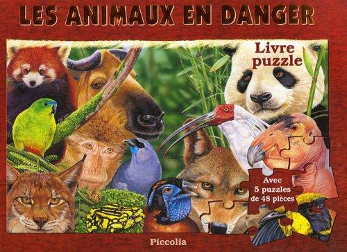 9782753003422: Les animaux en danger