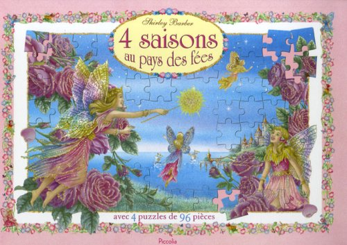 4 Saisons au pays des fées (French Edition) (2753004889) by Shirley Barber