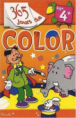 9782753007741: 365 jours de color