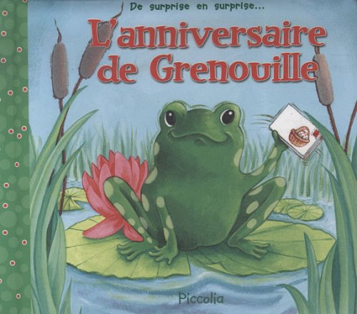 9782753010611: L'anniversaire de Grenouille