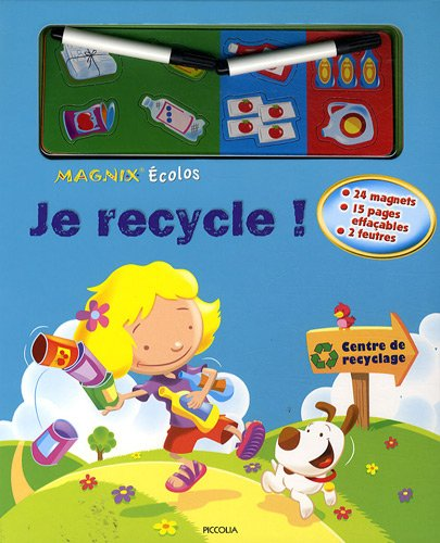 9782753010901: Je recycle !
