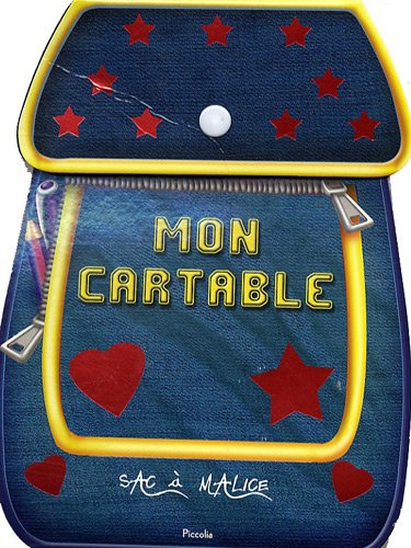 9782753011069: Mon cartable (French Edition)