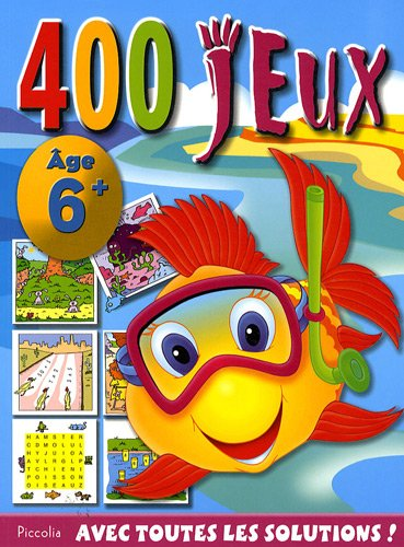 9782753011342: 400 jeux (French Edition)