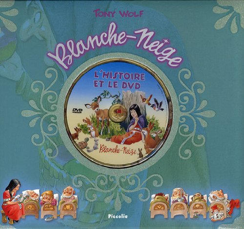 9782753011625: Blanche-neige (1DVD) (French Edition)
