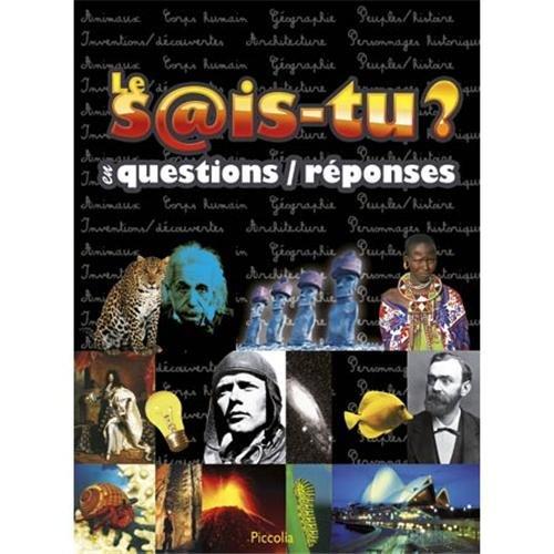 9782753011960: Le sais-tu ? en questions / réponses