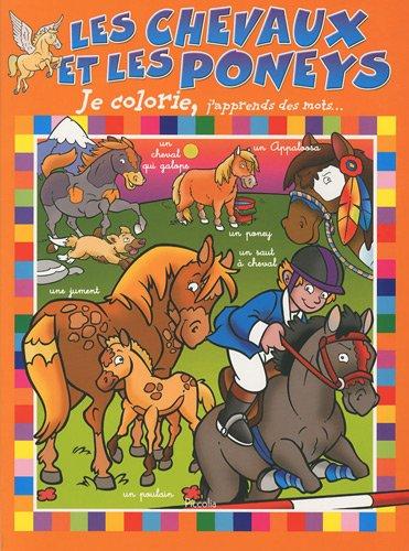 9782753012004: Les chevaux et les poneys