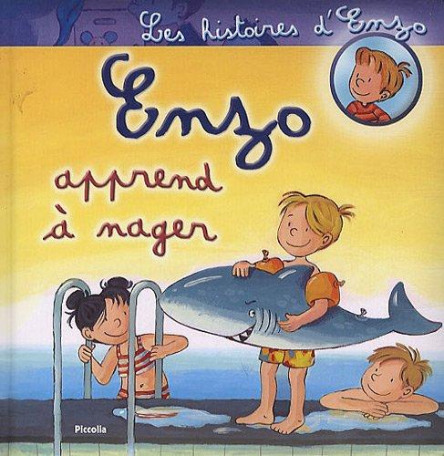 9782753013414: Enzo apprend à nager (Les histoires d'Enzo)