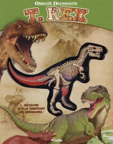 9782753014091: T. Rex (Objectif découverte)