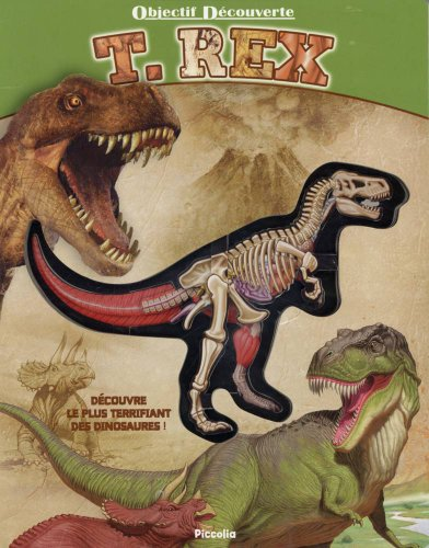 9782753014091: T. Rex (French Edition)
