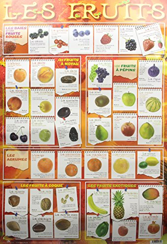 9782753014350: Posters Nature/les Fruits