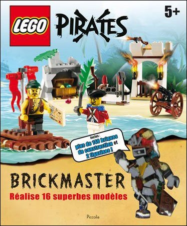 9782753015609: Lego brickmaster / pirates (French Edition)