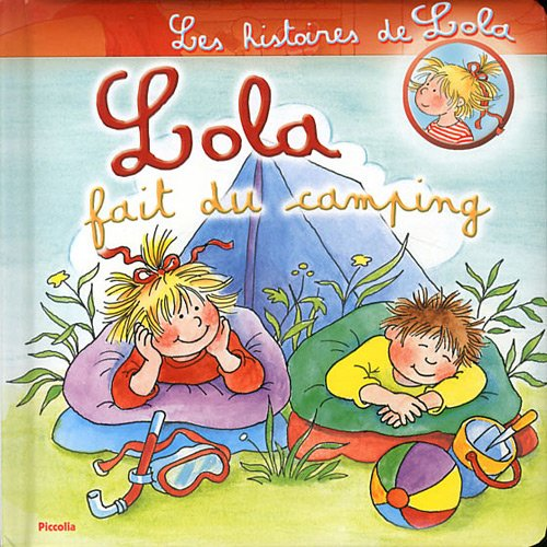 9782753017221: Lola fait du camping