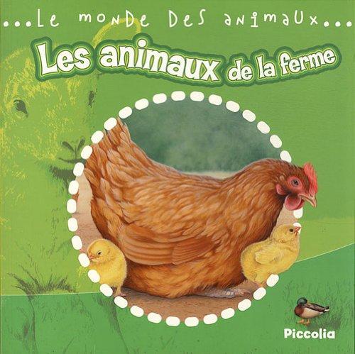 9782753017580: Les animaux de la ferme