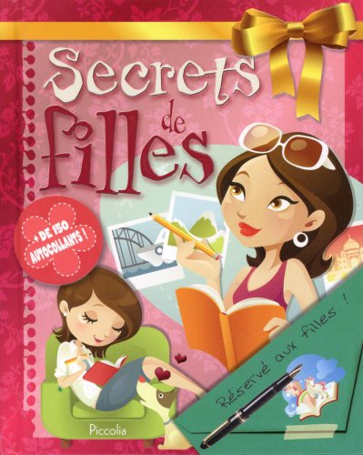 9782753018020: Carnets / secrets de filles