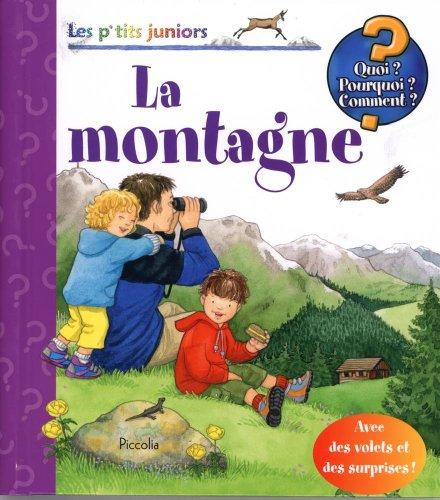 9782753018969: les p'tits juniors/la montagne