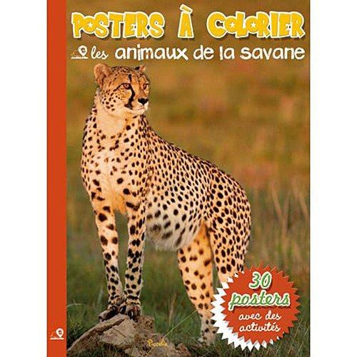 9782753020764: Les animaux de la savane