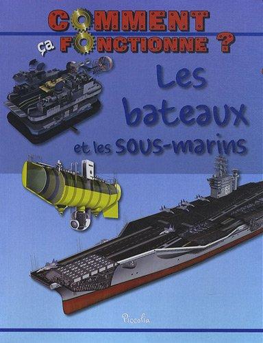 9782753020993: Les bateaux et les sous-marins