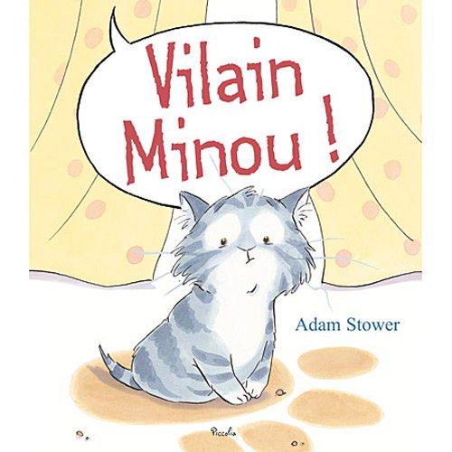 9782753021020: Vilain Minou !