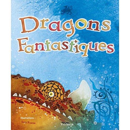 9782753022232: Dragons fantastiques