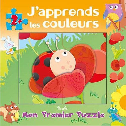 9782753022935: Mon premier puzzle j'apprends les couleurs