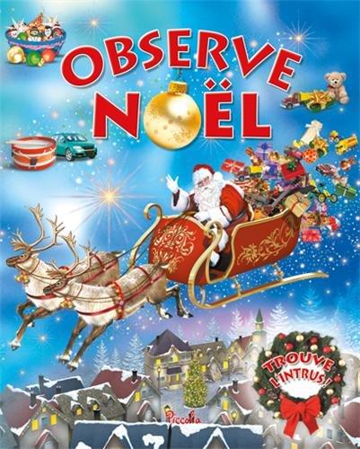 9782753023178: Observe et trouve Noël