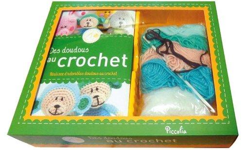 9782753028265: Des doudous au crochet : Bo�tes crochet tricot tendance