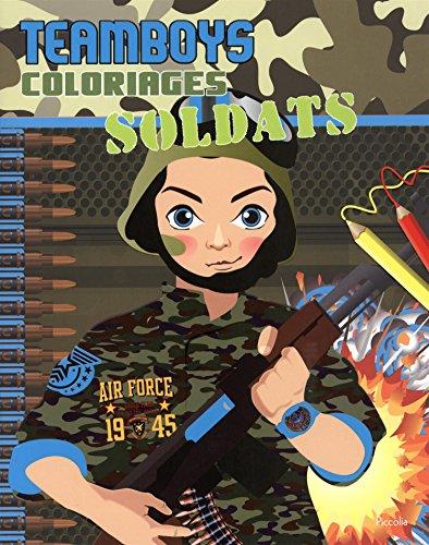 9782753031067: Coloriages soldats