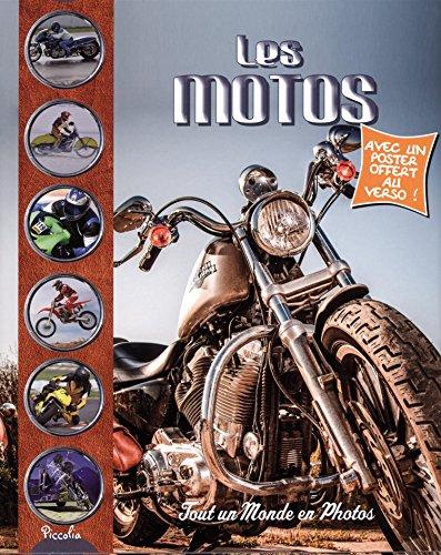 9782753032774: Les motos