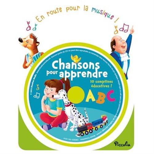 9782753033160: Chansons pour apprendre (1CD audio)
