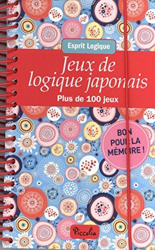 9782753033382: Jeux de logique japonais : Plus de 100 jeux