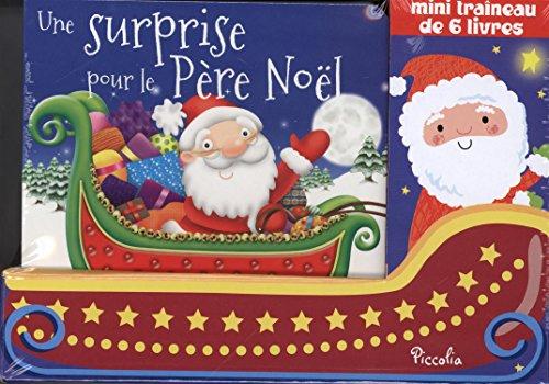 9782753035386: Mini traineau de 6 livres : Noël