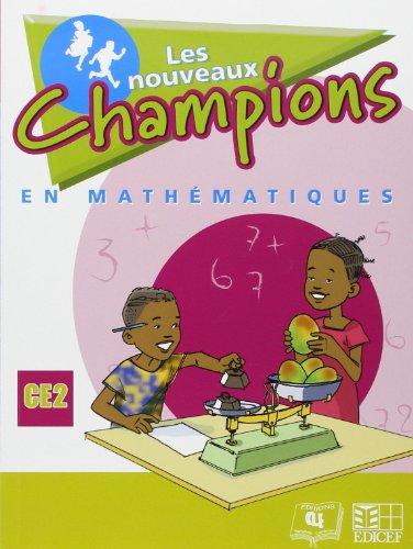 9782753100435: Nouveaux Champions en Maths Eleve CE2