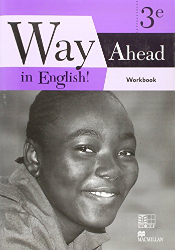 9782753101555: Way Ahead in English ! Troisième Workbook Cameroun