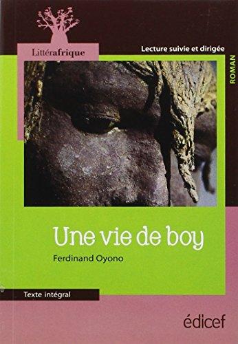 9782753103580: Une Vie de Boy