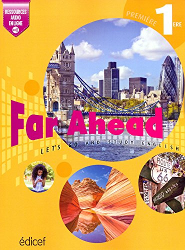 Far Ahead 1ère Student's book: Let's go: Collectif