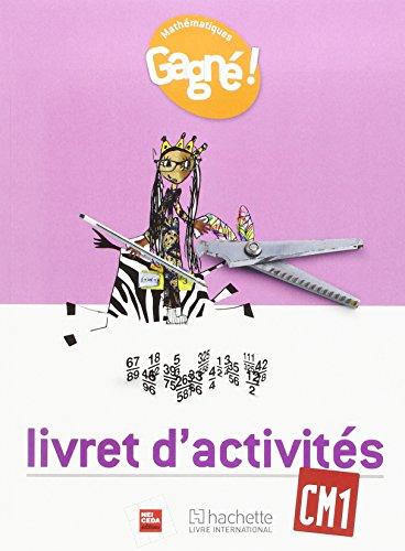9782753108554: Gagne ! Mathematiques CM1 Livret d'Activites - Rci