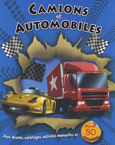9782753201347: Camions et automobiles