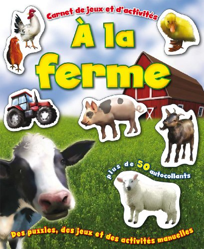 9782753202399: A la ferme (French Edition)