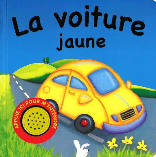 VOITURE JAUNE (LA) (JE595)