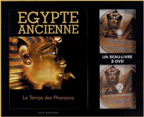 9782753205222: L'Egypte ancienne (2DVD)