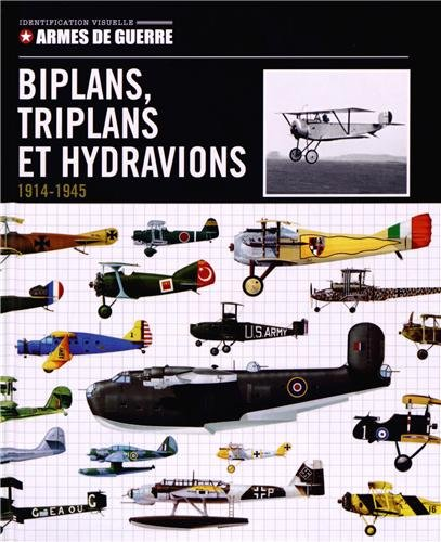 9782753205338: Biplans, triplans et hydravions 1914/1939