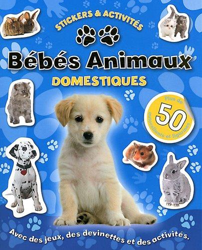 9782753205536: B�b�s animaux domestiques