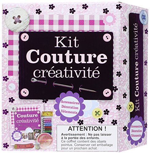 9782753207066: Kit couture cr�ativit�