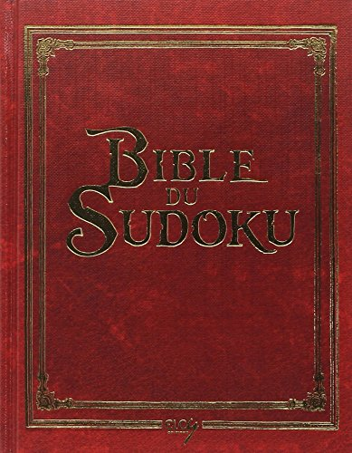 9782753207615: La Bible du Sudoku