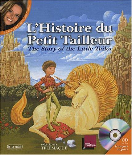 9782753300590: L'Histoire du petit tailleur (1CD audio)
