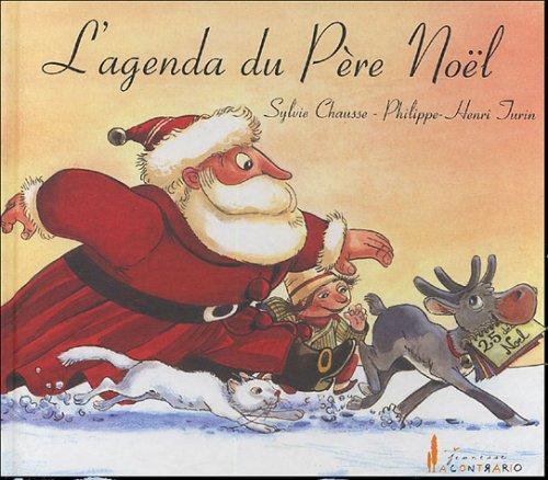 9782753400139: l'agenda du père Noël